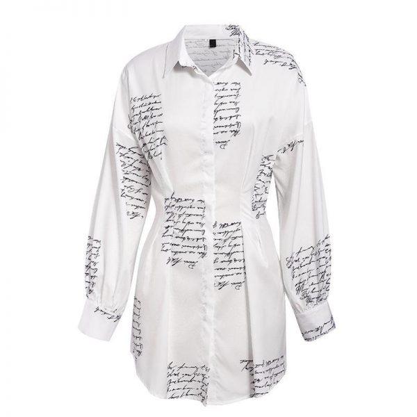 Bohemian Shirt Dress