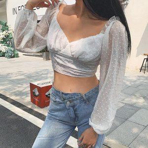 Bohemian Blouse Long Sleeve