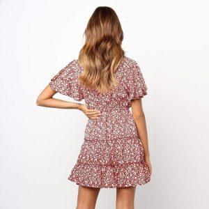 Dress hippie chic romantic
