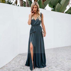 Bohemian chic temple dress
