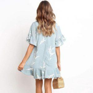 Dress bohemian chic